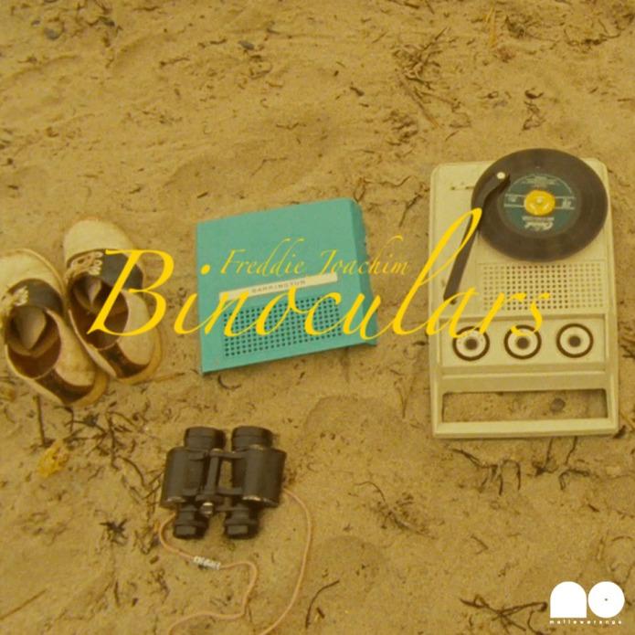 Binoculars cover - Freddie Joachim