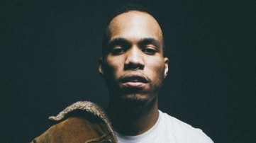 """""""I was just in love with the energy,"""" Anderson .Paak says of attending a black Baptist church for the first time."""