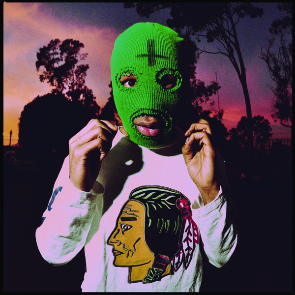 Tyler, The Creator GOBLIN mask era crica 2011