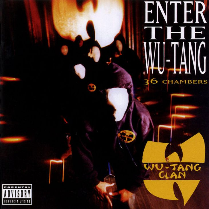 Wu-Tang Clan - Enter the Wu-Tang (36 Chambers) album review #TOP5RAPWEBSITE top5rapwebsite.com
