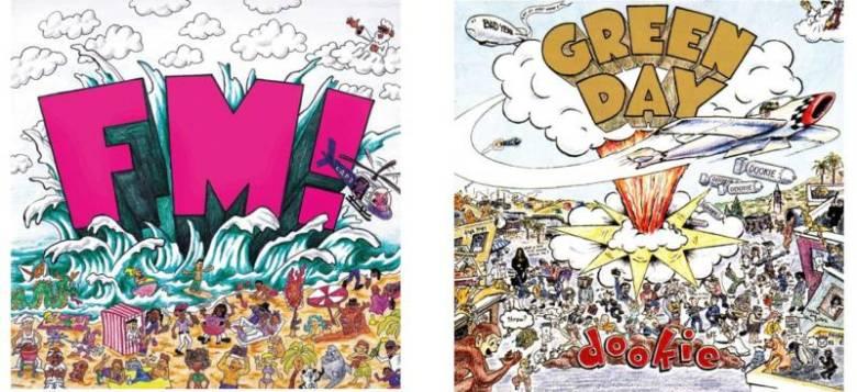 VINCE STAPLES FM green day cover art artwork top5rapwebsite.com #TOP5RAPWEBSITE