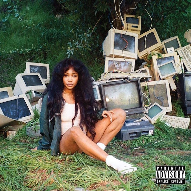 sza ctrl album cover top5rapwebsite.com