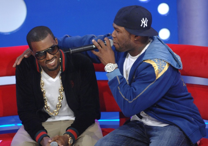 BET 106 & Park Kanye West And 50 Cent top5rapwebsite.com